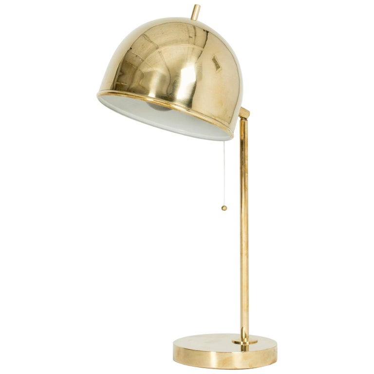 Mid-Century Modern Table Lamp from Bergboms For Sale