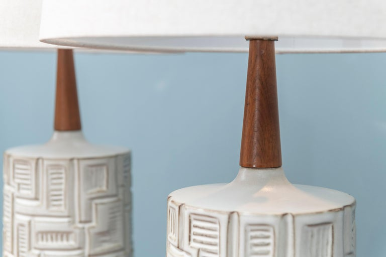 Mid-Century Modern Table Lamps In Good Condition For Sale In San Francisco, CA