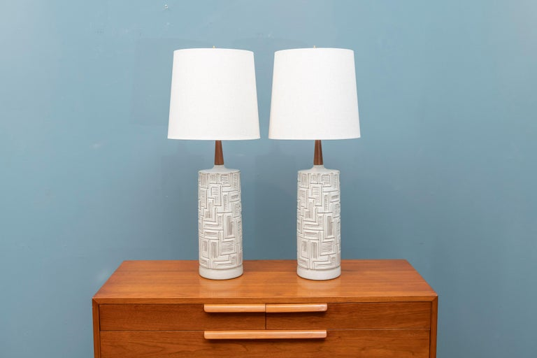 Mid-20th Century Mid-Century Modern Table Lamps For Sale