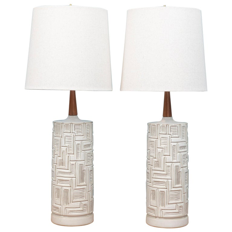 Mid-Century Modern Table Lamps For Sale