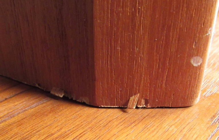 Mid-Century Modern Teak Bookcase by Falster For Sale 6