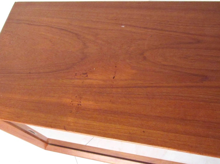 Mid-Century Modern Teak Bookcase by Falster For Sale 7