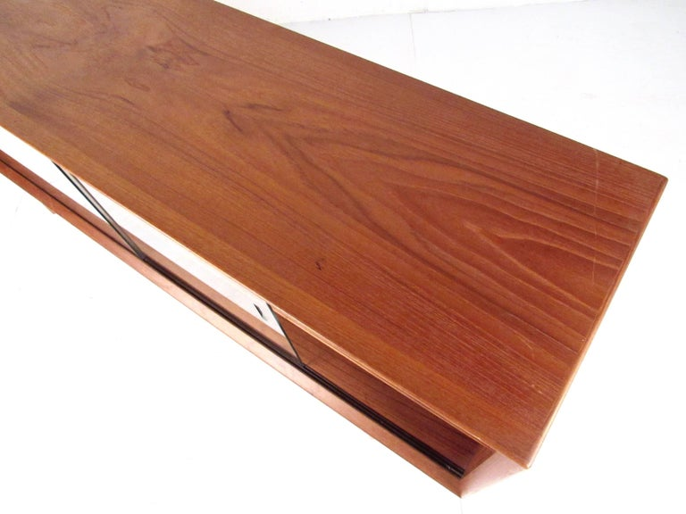 Mid-Century Modern Teak Bookcase by Falster For Sale 2