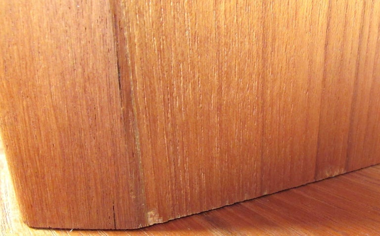 Mid-Century Modern Teak Bookcase by Falster For Sale 3
