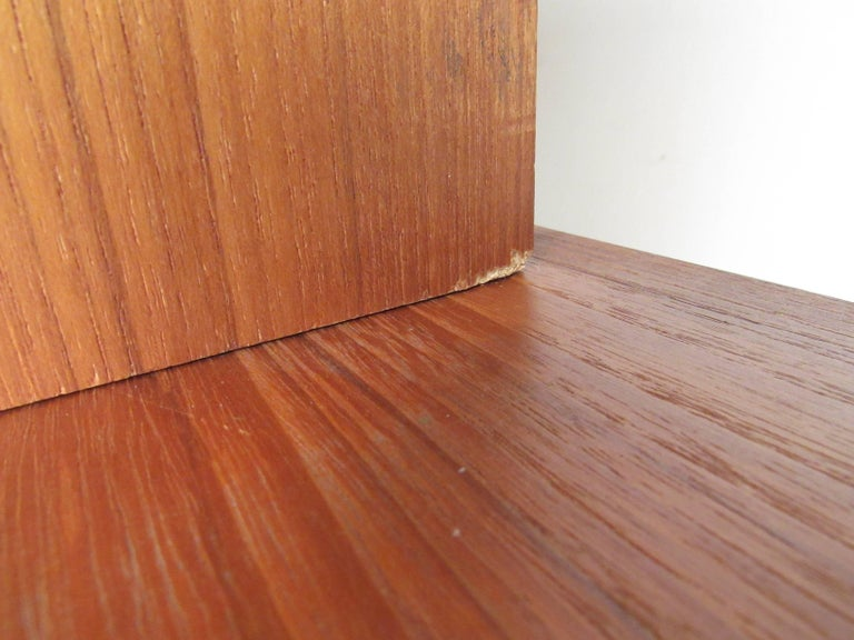 Mid-Century Modern Teak Bookcase by Falster For Sale 4