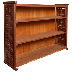 Mid-Century Modern Teak Bookcase