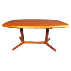 Mid-Century Modern Teak Dining Table