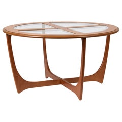 Mid-Century Modern Teak Wood Coffee Table G-Plan, England