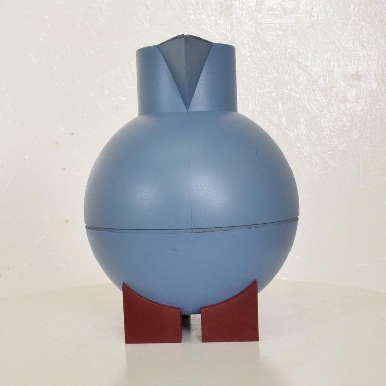 Italian Mid-Century Modern Thermos Carafe Model Euclid by Michael Graves for Alessi For Sale