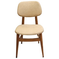 Mid-Century Modern Thonet Chair Done in Maple Wood