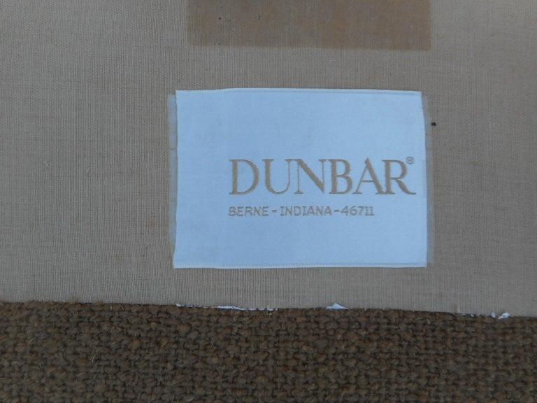 Mid-Century Modern Three-Piece Sectional Sofa by Dunbar For Sale 5