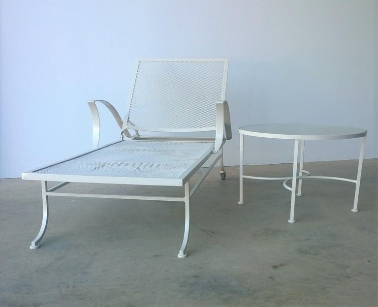 Offered is a Mid-Century Modern to late 20th century modern Bod Anderson newly painted in