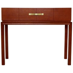 Mid-Century Modern Tommi Parzinger for Charak Console Foyer Table, 1950s