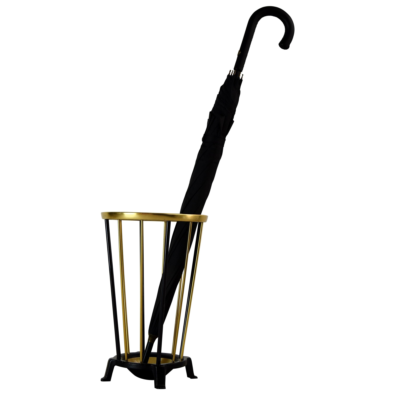 Mid-Century Modern Umbrella Stand
