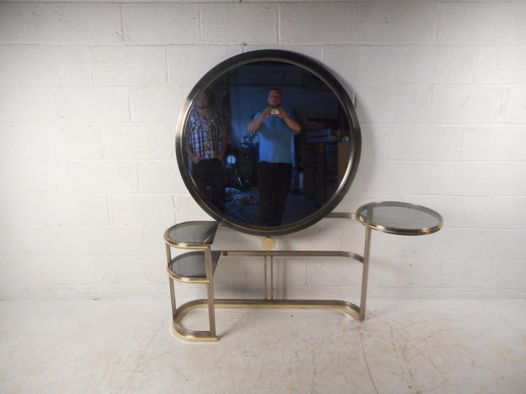 Mid-Century Modern Vanity by DIA In Good Condition For Sale In Brooklyn, NY