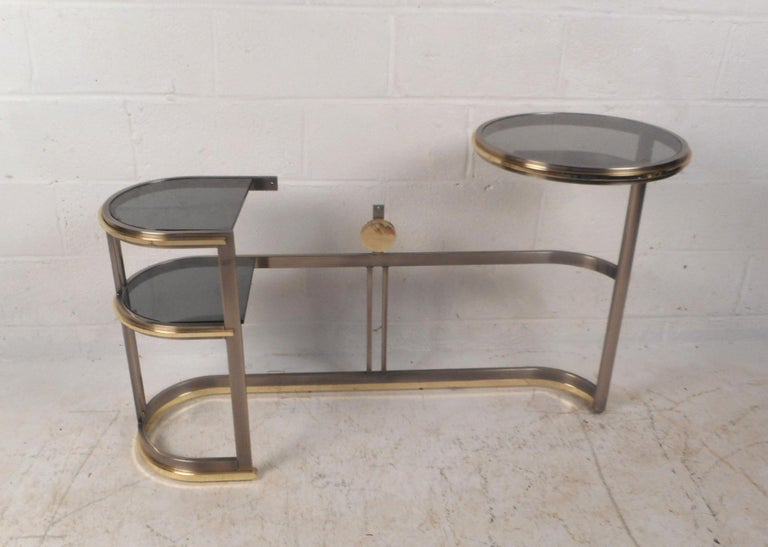 Late 20th Century Mid-Century Modern Vanity by DIA For Sale