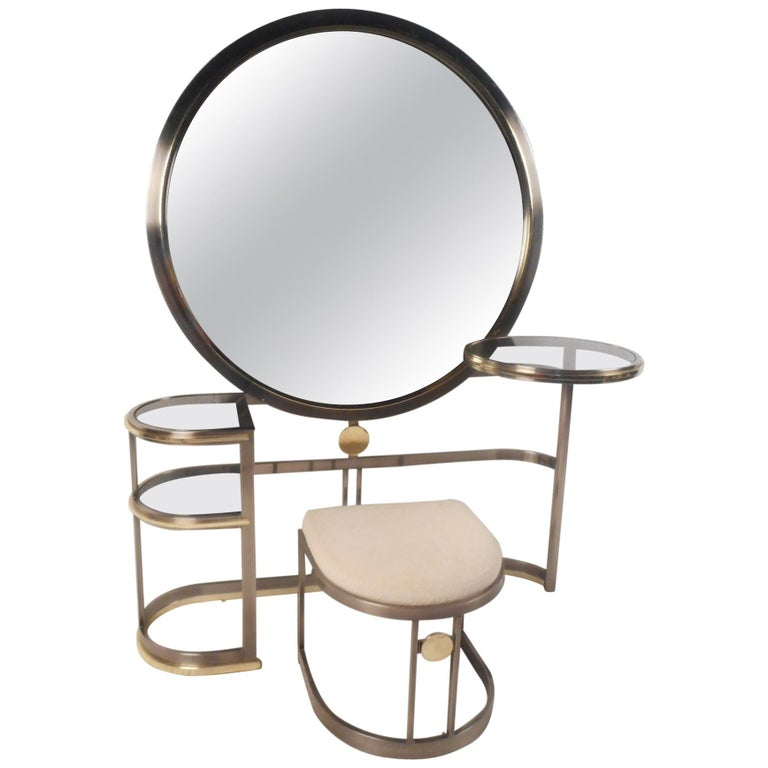 Mid-Century Modern Vanity by DIA For Sale
