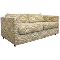 Mid-Century Modern Vintage Loveseat Sofa