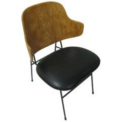 Mid-Century Modern Vintage Penguin Chair by Ib Kofod-Larsen, Denmark