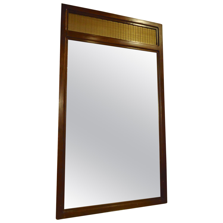 Mid-Century Modern Wall Mirror
