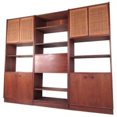 Mid-Century Modern Wall Unit or Bookshelves
