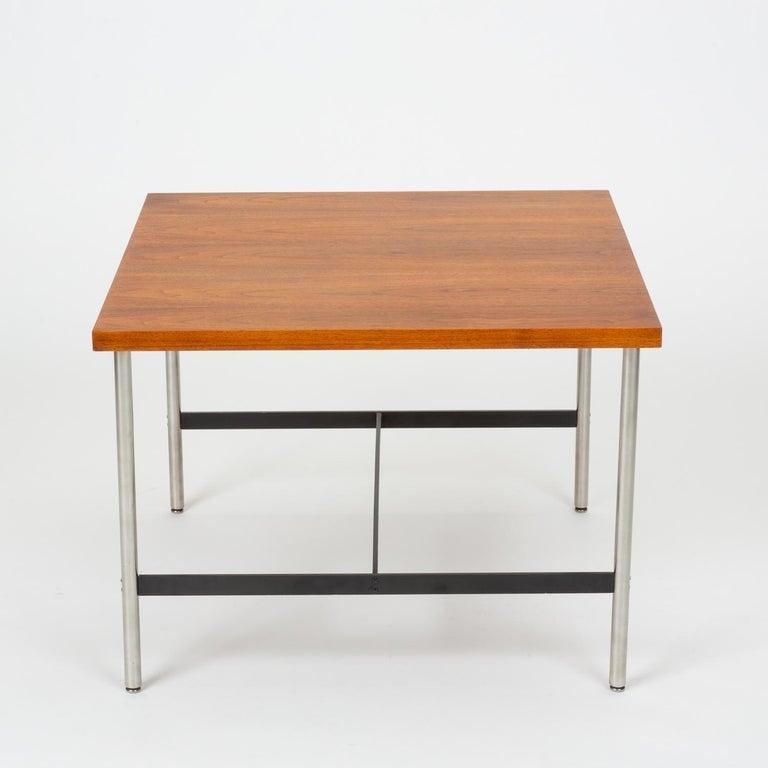 Mid-Century Modern Walnut Children's Work Table by Herman Miller For Sale 6