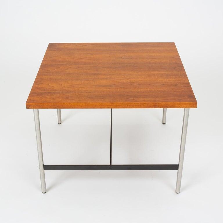Mid-Century Modern Walnut Children's Work Table by Herman Miller For Sale 7