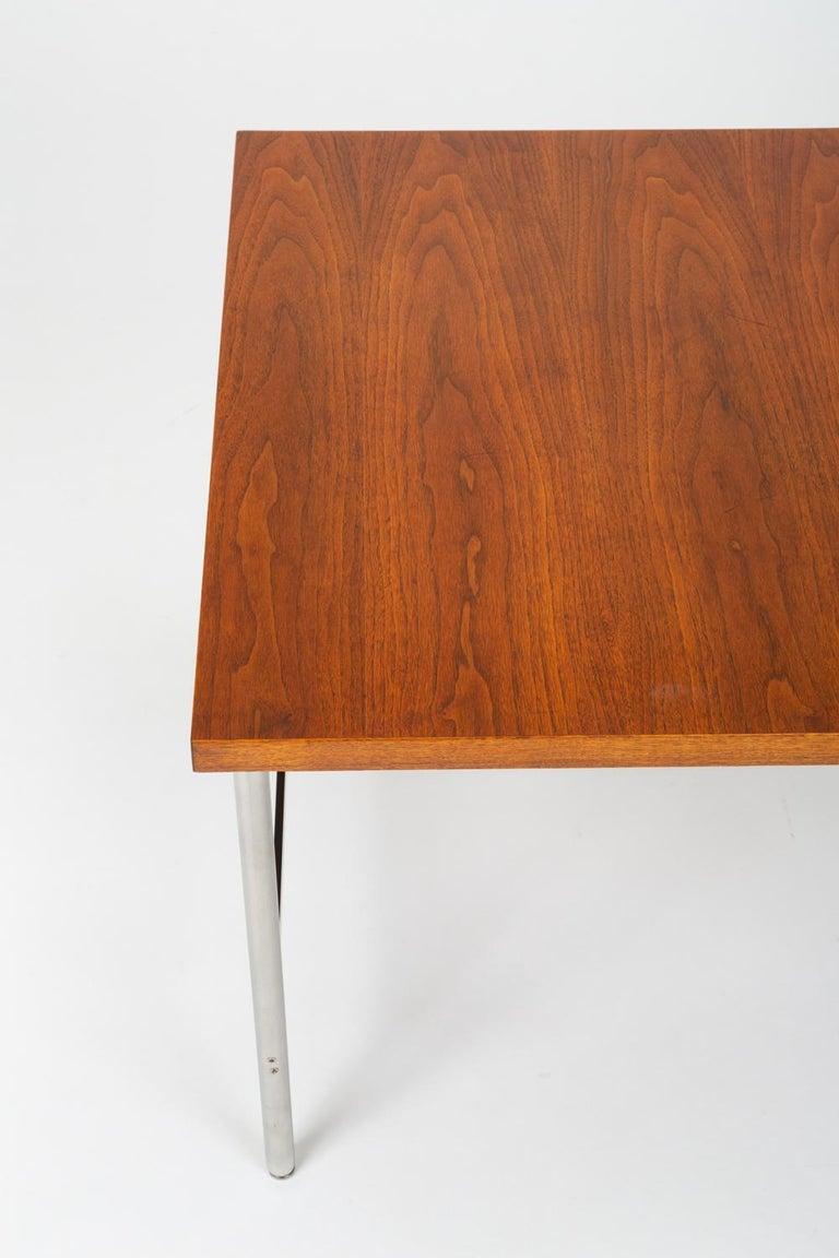 Mid-Century Modern Walnut Children's Work Table by Herman Miller For Sale 9