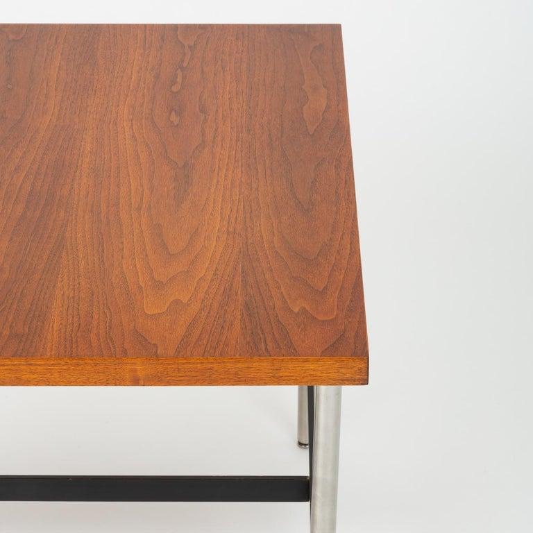 Mid-Century Modern Walnut Children's Work Table by Herman Miller For Sale 10