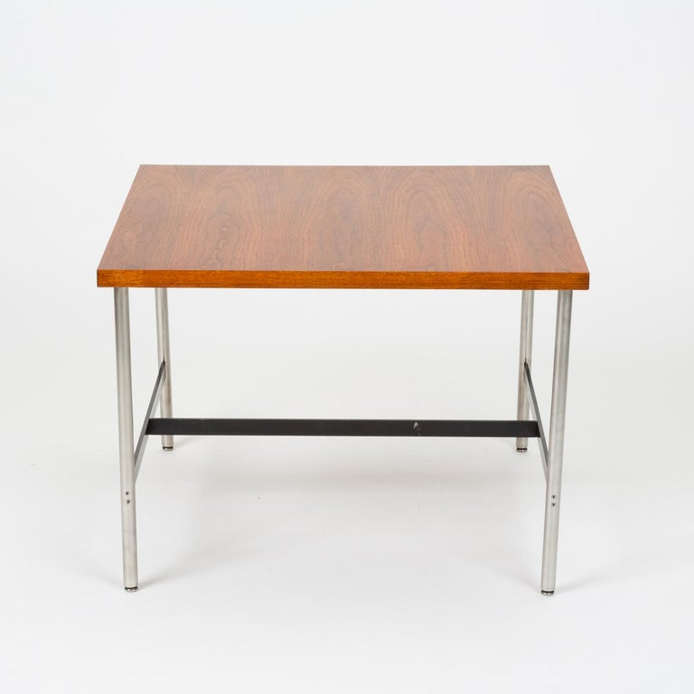 American Mid-Century Modern Walnut Children's Work Table by Herman Miller For Sale