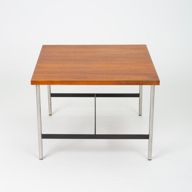 20th Century Mid-Century Modern Walnut Children's Work Table by Herman Miller For Sale