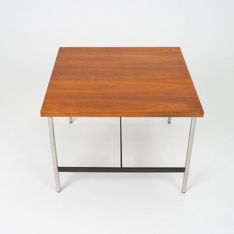 Mid-Century Modern Walnut Children's Work Table by Herman Miller For Sale 1