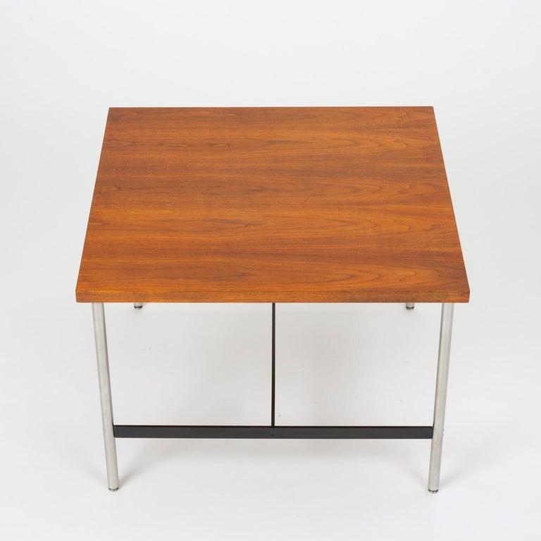 Mid-Century Modern Walnut Children's Work Table by Herman Miller For Sale 2