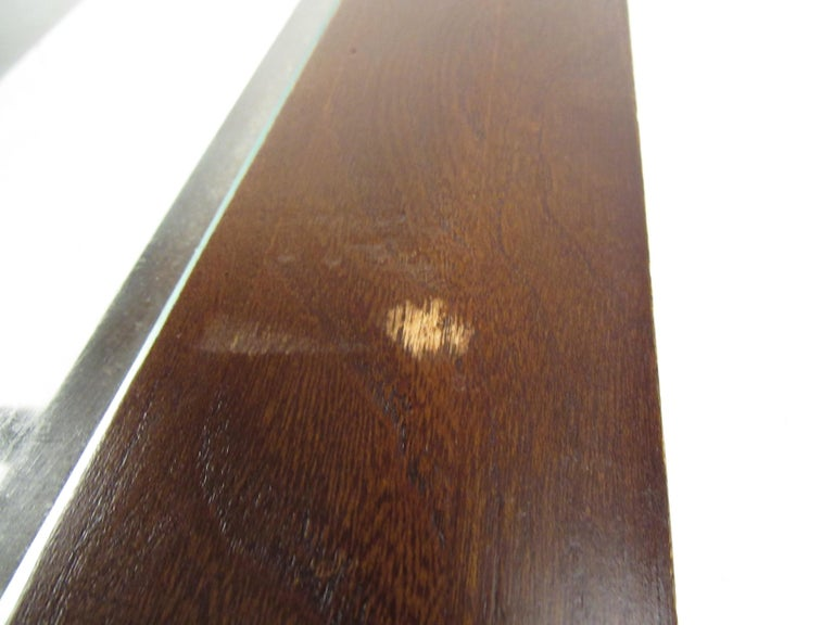 Mid-Century Modern Walnut Coffee Table by Lane For Sale 5
