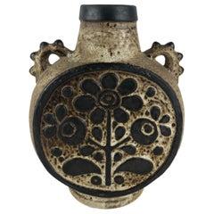 Mid-Century Modern West Germany Flower Vase, by Peter Dieter for Carstens