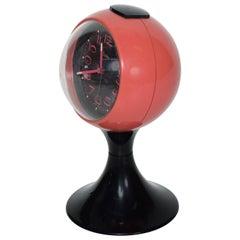 Mid-Century Modern Westclox Tulip Table Clock