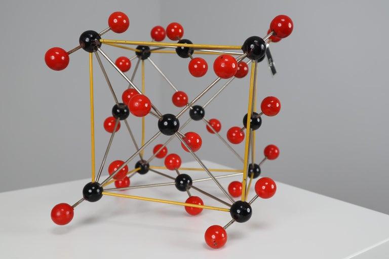 Mid-Century Molecular Structure of