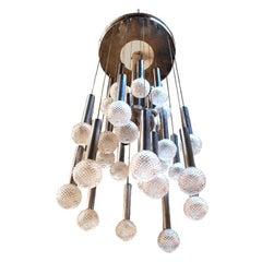 Mid century  MURANO chandelier