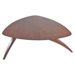 Mid Century Noguchi Style Coffee Table