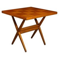 Mid-Century Oak Table, France, circa 1950s