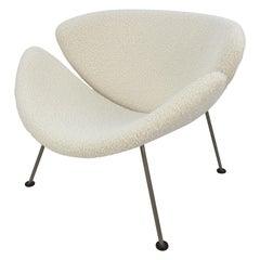 Mid Century Orange Slice Chair by Pierre Paulin for Artifort, 1960s