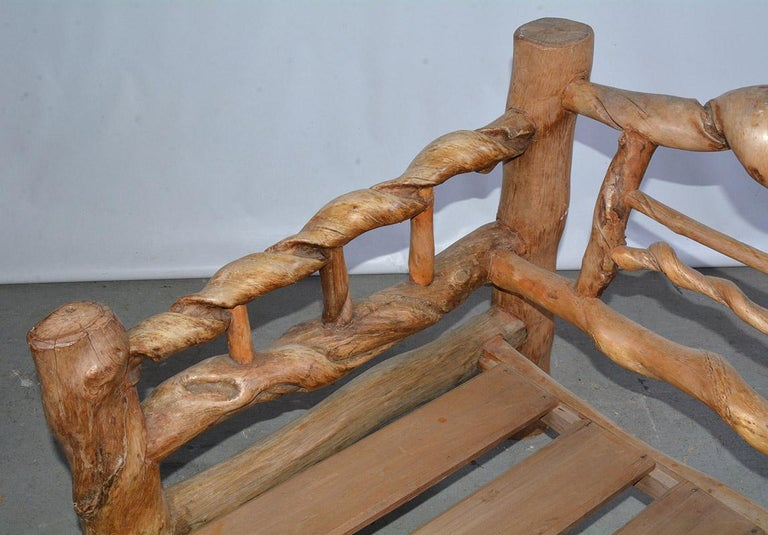 Mid-20th Century Midcentury Organic Sculptural Lounge Chair For Sale