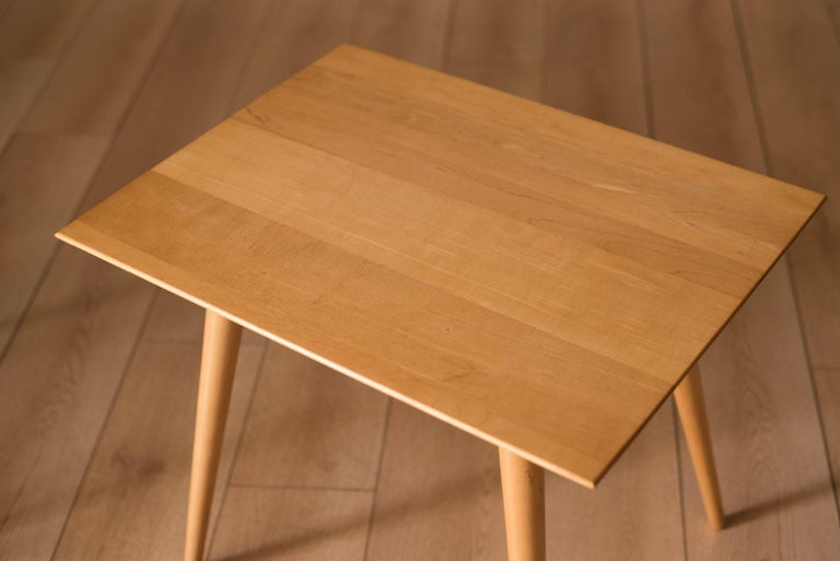 American Mid Century Pair of Paul Mccobb Planner Group End Tables for Winchedon For Sale