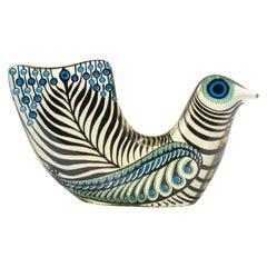 Midcentury Palatnik Op Art Lucite Bird