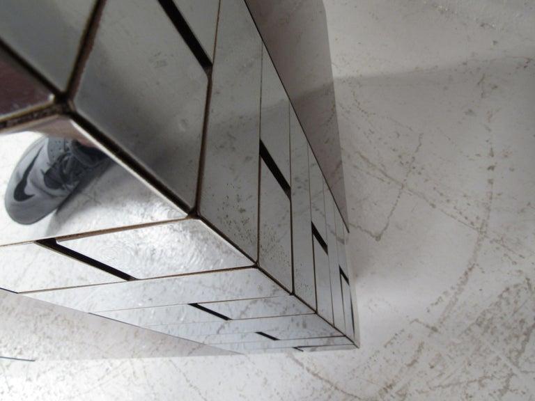 Midcentury Paul Evans Brutalist Sideboard for Directional For Sale 10