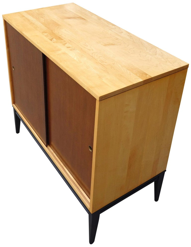20th Century Midcentury Paul McCobb Cabinet For Sale