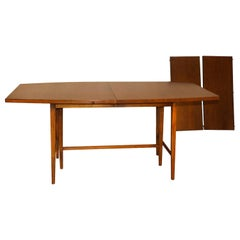 Midcentury Paul McCobb Planner Group Extendable Dining Table
