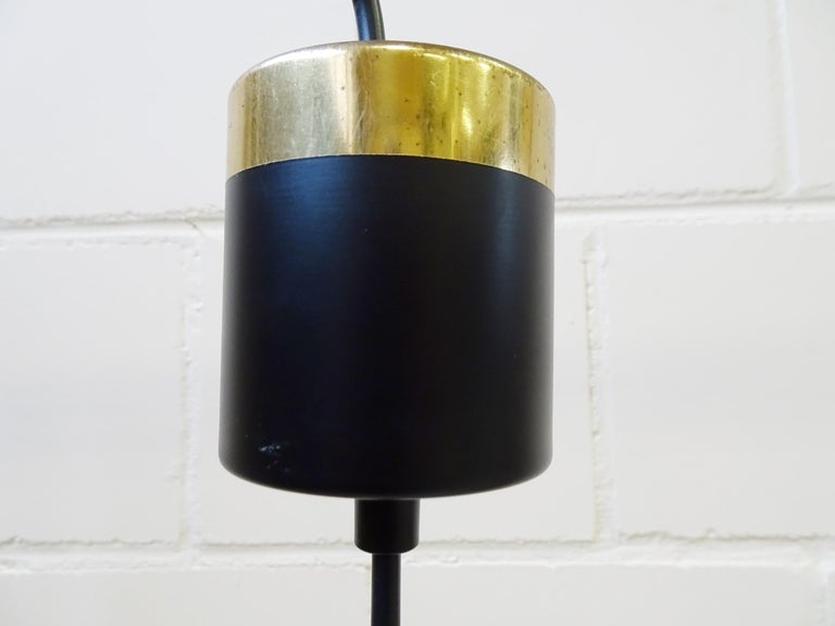 Midcentury Pendant by Doria, Germany, 1960s For Sale 1