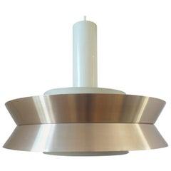 Midcentury Pendant Designed by Jo Hammerborg, Denmark, 1960s
