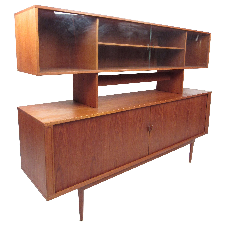 Midcentury Peter Lovig Nielsen Teak Bookcase